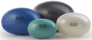 Овальный мяч для занятий по гашению тонических рефлексов