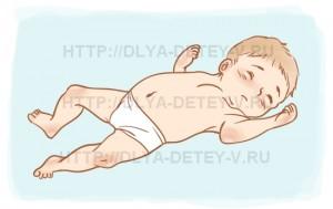 Лабиринтный тонический рефлекс у детей с ДЦП-2