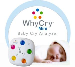Переводчик плача ребенка