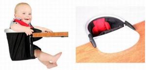 Переносной стульчик для кормления
