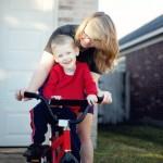 Покупаем детский велосипед