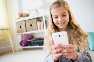 Мобильный ребенку